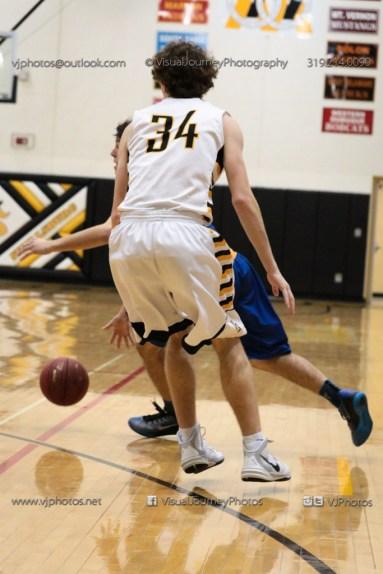 JV Boys Basketball Vinton-Shellsburg vs Benton Community-1019
