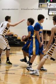 JV Boys Basketball Vinton-Shellsburg vs Benton Community-1021