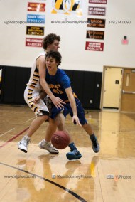 JV Boys Basketball Vinton-Shellsburg vs Benton Community-1027