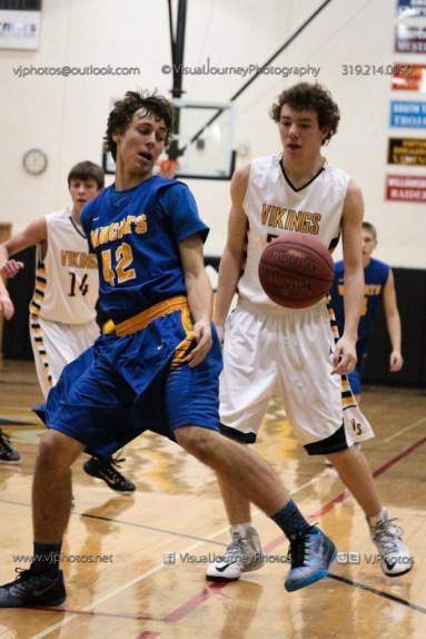 JV Boys Basketball Vinton-Shellsburg vs Benton Community-1031