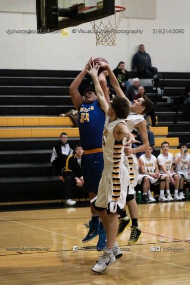 JV Boys Basketball Vinton-Shellsburg vs Benton Community-1045