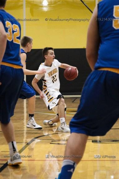 JV Boys Basketball Vinton-Shellsburg vs Benton Community-1075