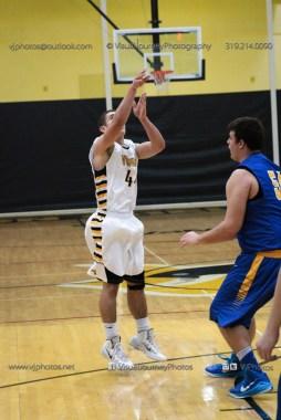 JV Boys Basketball Vinton-Shellsburg vs Benton Community-1100