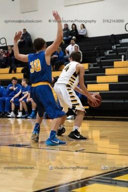 JV Boys Basketball Vinton-Shellsburg vs Benton Community-1111