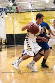 JV Boys Basketball Vinton-Shellsburg vs Benton Community-1116