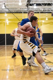 JV Boys Basketball Vinton-Shellsburg vs Benton Community-1117