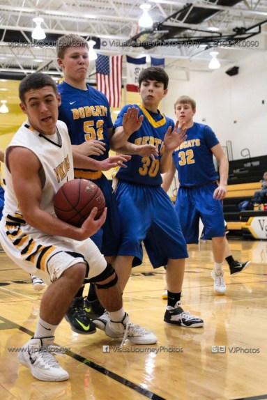 JV Boys Basketball Vinton-Shellsburg vs Benton Community-1119