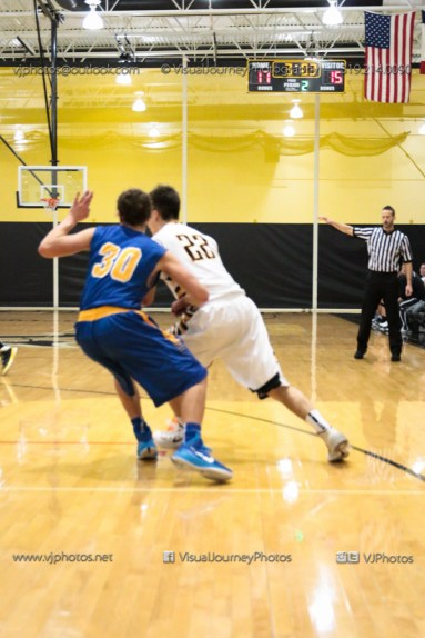 JV Boys Basketball Vinton-Shellsburg vs Benton Community-1206