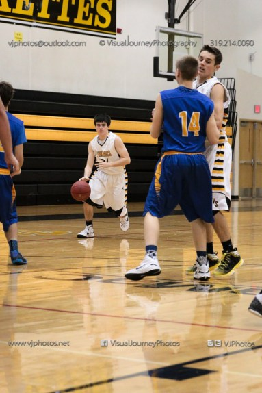 JV Boys Basketball Vinton-Shellsburg vs Benton Community-1226