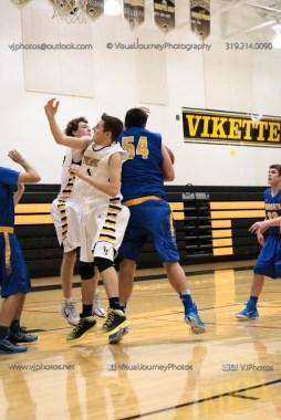 JV Boys Basketball Vinton-Shellsburg vs Benton Community-1234
