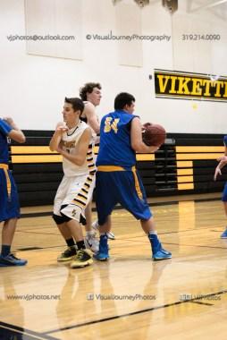 JV Boys Basketball Vinton-Shellsburg vs Benton Community-1235