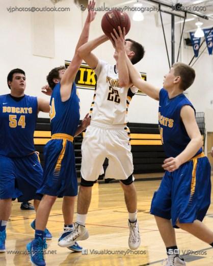 JV Boys Basketball Vinton-Shellsburg vs Benton Community-1244