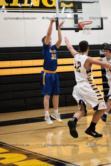 JV Boys Basketball Vinton-Shellsburg vs Benton Community-1350