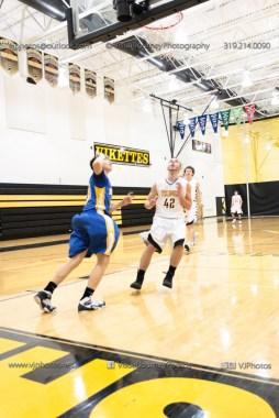 JV Boys Basketball Vinton-Shellsburg vs Benton Community-1375