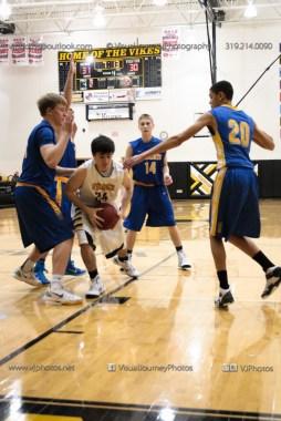 JV Boys Basketball Vinton-Shellsburg vs Benton Community-1423