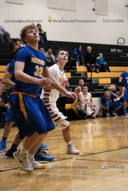 JV Boys Basketball Vinton-Shellsburg vs Benton Community-1435