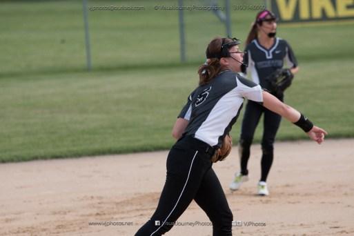 Softball Varsity Vinton-Shellsburg vs Clear Creek Amana 2014-4940