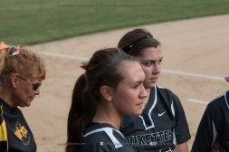 Softball Varsity Vinton-Shellsburg vs Clear Creek Amana 2014-4963