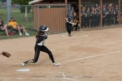 Softball Varsity Vinton-Shellsburg vs Clear Creek Amana 2014-4975