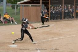 Softball Varsity Vinton-Shellsburg vs Clear Creek Amana 2014-4985