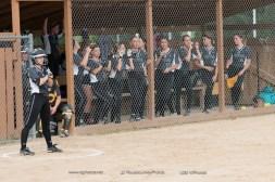 Softball Varsity Vinton-Shellsburg vs Clear Creek Amana 2014-4996