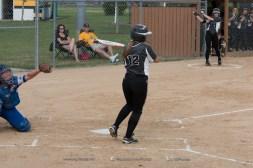 Softball Varsity Vinton-Shellsburg vs Clear Creek Amana 2014-5008