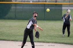 Softball Varsity Vinton-Shellsburg vs Clear Creek Amana 2014-5041