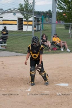 Softball Varsity Vinton-Shellsburg vs Clear Creek Amana 2014-5068