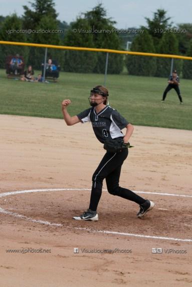 Softball Varsity Vinton-Shellsburg vs Clear Creek Amana 2014-5075