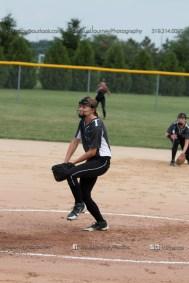 Softball Varsity Vinton-Shellsburg vs Clear Creek Amana 2014-5081