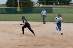 Softball Varsity Vinton-Shellsburg vs Clear Creek Amana 2014-5110