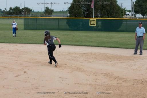 Softball Varsity Vinton-Shellsburg vs Clear Creek Amana 2014-5115