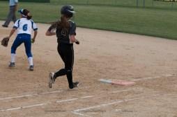 Softball Varsity Vinton-Shellsburg vs Clear Creek Amana 2014-5124
