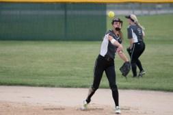 Softball Varsity Vinton-Shellsburg vs Clear Creek Amana 2014-5153