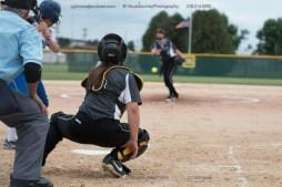 Softball Varsity Vinton-Shellsburg vs Clear Creek Amana 2014-5170