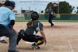 Softball Varsity Vinton-Shellsburg vs Clear Creek Amana 2014-5179