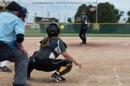Softball Varsity Vinton-Shellsburg vs Clear Creek Amana 2014-5180