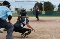 Softball Varsity Vinton-Shellsburg vs Clear Creek Amana 2014-5188
