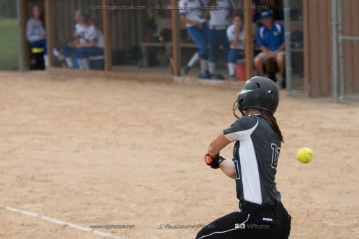 Softball Varsity Vinton-Shellsburg vs Clear Creek Amana 2014-5198