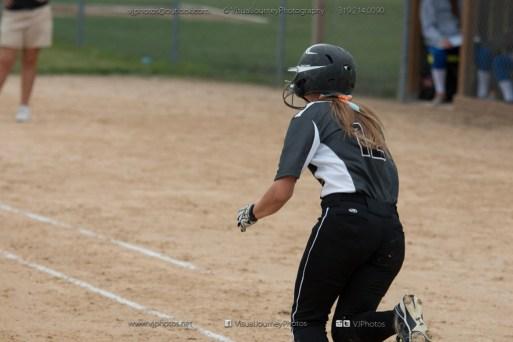Softball Varsity Vinton-Shellsburg vs Clear Creek Amana 2014-5218