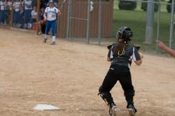 Softball Varsity Vinton-Shellsburg vs Clear Creek Amana 2014-5257