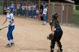Softball Varsity Vinton-Shellsburg vs Clear Creek Amana 2014-5263