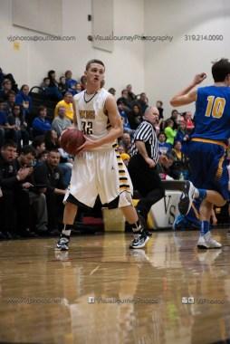 Varsity Basketball Vinton-Shellsburg vs Benton Community-9385