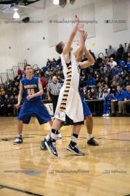 Varsity Basketball Vinton-Shellsburg vs Benton Community-9462