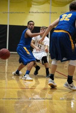 Varsity Basketball Vinton-Shellsburg vs Benton Community-9492