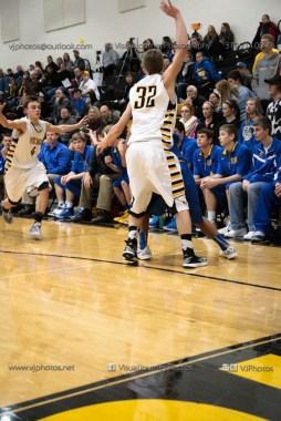 Varsity Basketball Vinton-Shellsburg vs Benton Community-9606