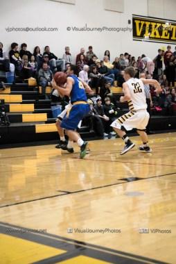 Varsity Basketball Vinton-Shellsburg vs Benton Community-9619