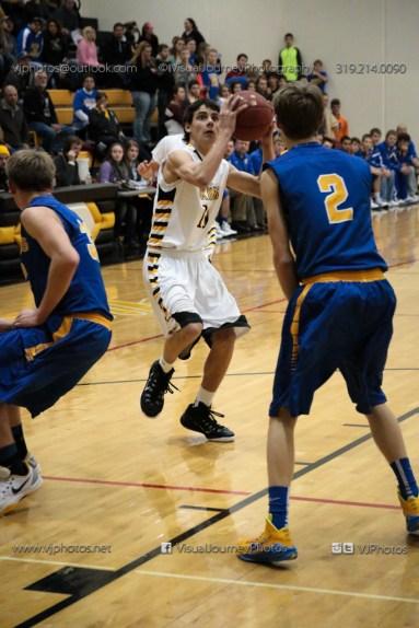 Varsity Basketball Vinton-Shellsburg vs Benton Community-9797