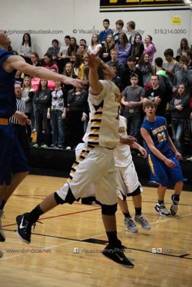 Varsity Basketball Vinton-Shellsburg vs Benton Community-9810