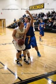 Varsity Basketball Vinton-Shellsburg vs Benton Community-9815